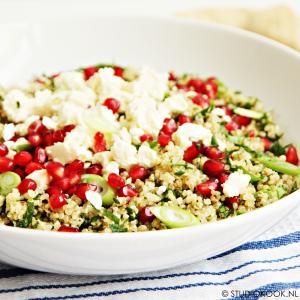 Tabouleh quinoa