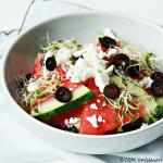 Hartige recepten met watermeloen