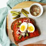Broodje filet americain speciaal (met of zonder truffelmayonaise)