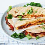 Koken met restjes: pita panini met pulled beef
