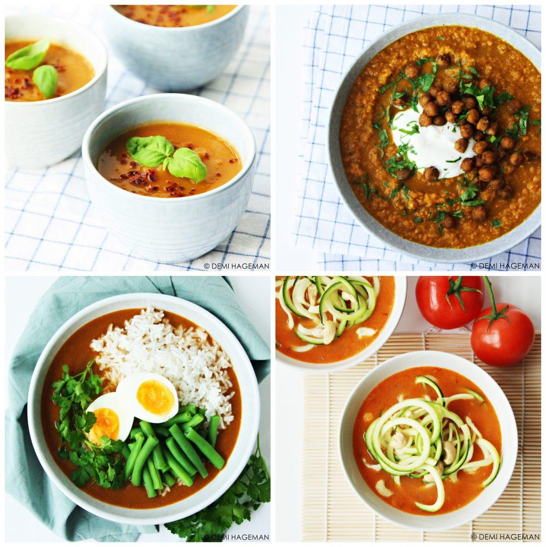 vegetarische soep