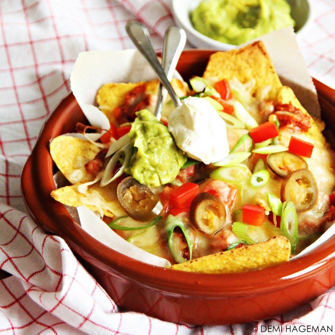 nacho's met vis