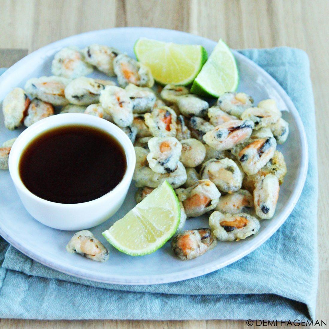 mossel tempura
