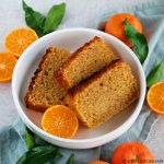 Mandarijn cake recept met een vleugje kaneel