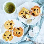 Rozijnencupcakes met kardemom
