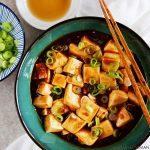 Mapo tofu recept - Chinese tofu in pittige saus